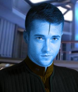 Commander Arivek Zhuri