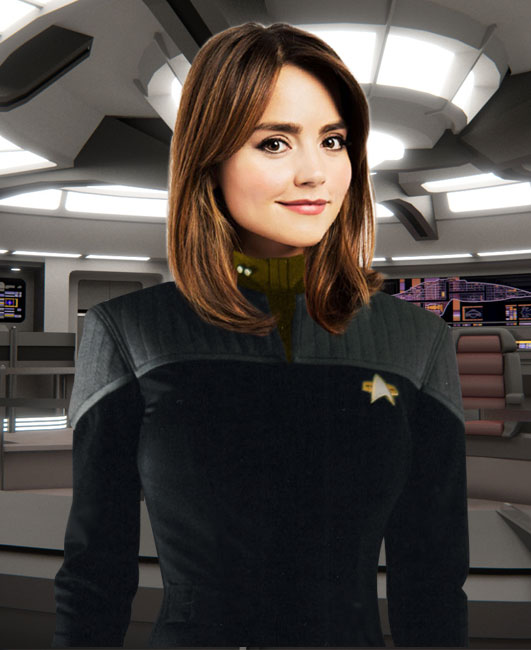 Commander Jennifer  Matthews