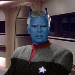 Lieutenant Commander Tul  Zanaar