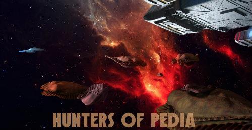 Hunters of Pedia